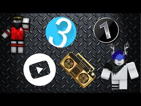 Roblox Song Code:Three #1