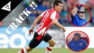 El Dia que HIRVING LOZANO impresiono a MARADONA ● Goles y Jugadas PSV 2017 HD