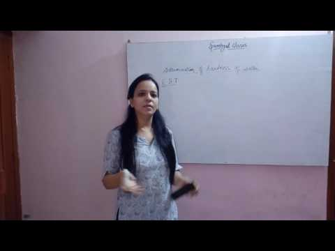 Hardness Of Water By EDTA Method (lecture3) By Anu Sambyal