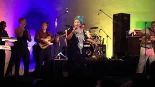 Marcia Griffiths - Keeping It Real Live Newark NJ Filmed By Cool Breeze