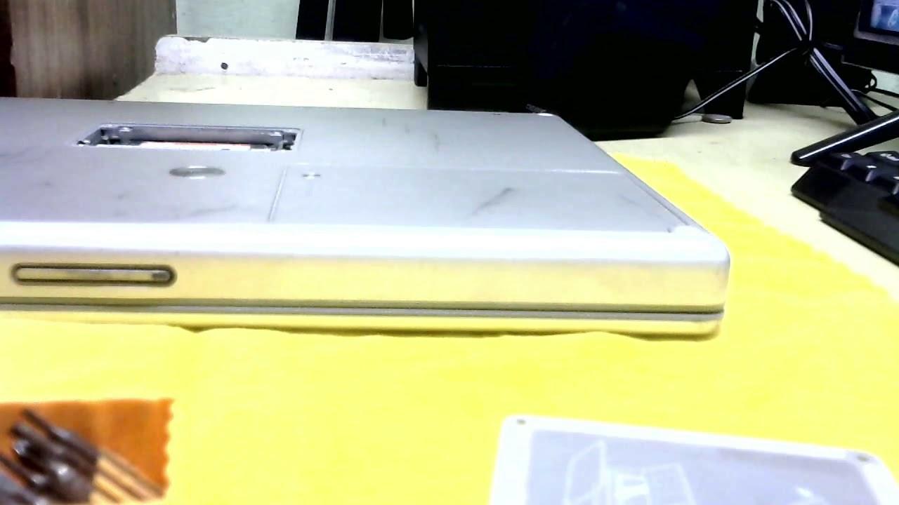 mac powerbook g4 ram upgrade