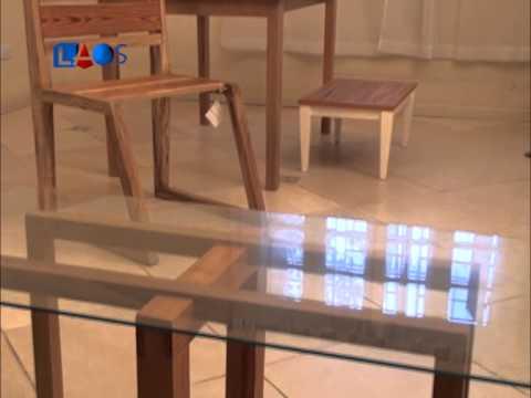 La obra se alada 417 muebles con madera reciclada 1 youtube for Muebles de madera reciclada