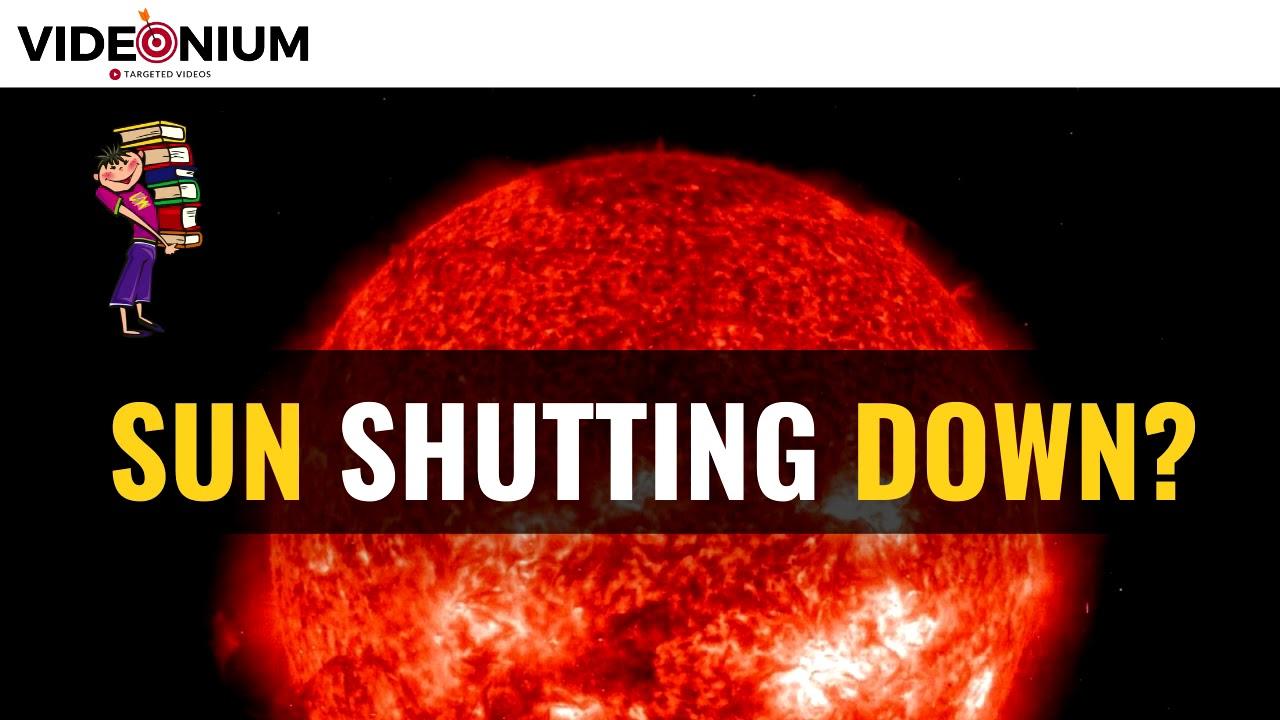 Sun Shutting Down In 2020 Sun Lockdown Trending On Google Videonium Research Youtube