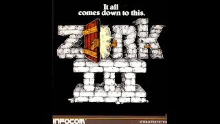 Zork III walkthrough (Apple II - Infocom)