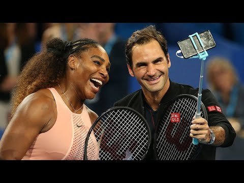 Serena Williams loses at French Open; Roger Federer withdraws
