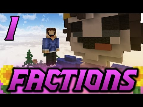 "Minecraft COSMIC Faction: Episode 1 ""THE NEW SEASON!"" w/ MrWoofless"