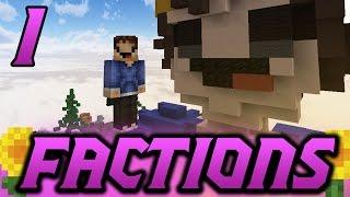Minecraft COSMIC Faction: Episode 1