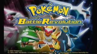 Pokemon Battle Revolution Review (Wii)