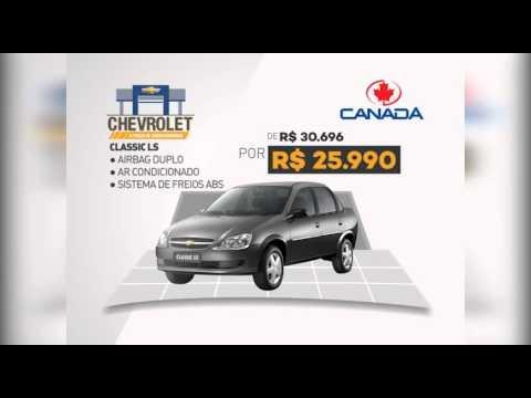 a92190428 CANADA VEÍCULOS CAXIAS - Promoção Chevrolet a preço de concessionária