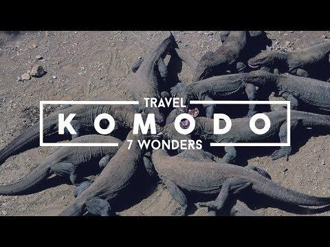 DISERBU KOMODO DI LABUAN BAJO! Gak Nyesel Main Ke Sini! #WonderfulIndonesia  | Travel Vlog