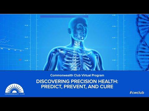 Discovering Precision Health: Predict, Prevent, And Cure