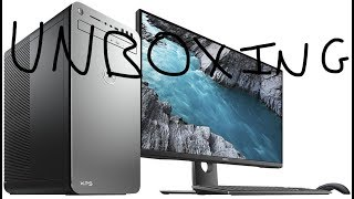 Dell XPS 8930 Tower (Unboxing)