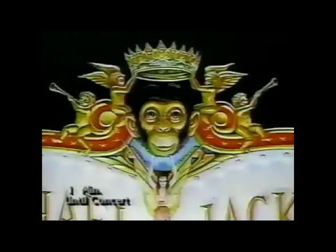 Michael Jackson Live In Bucharest HBO Concert Intro 1992