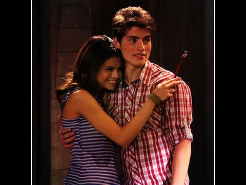 Cute Alex and Mason Moments Wizards Of Waverly Place