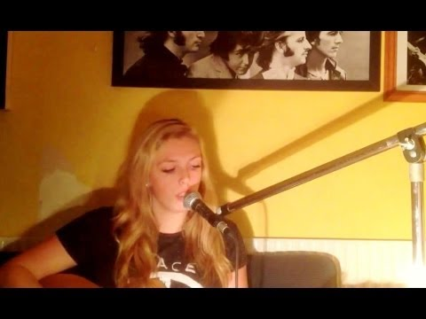 Miley Cyrus - Wrecking Ball (Cover) | Emilie Alice - YouTube