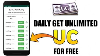free Uc Cash in Pubg mobile in malayalam
