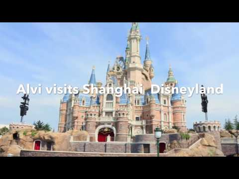 Shanghai Disneyland - tips and Q&A