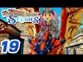 Monster Hunter Stories Part 19 ~ REUNITED AND FLYING WITH RATHA~ Gameplay Walkthrough