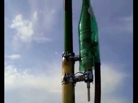 Antenne bazooka et antenne fuchs 11m youtube for Antenne cellulaire maison