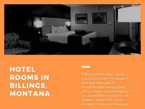 Hotel Rooms Billings mt