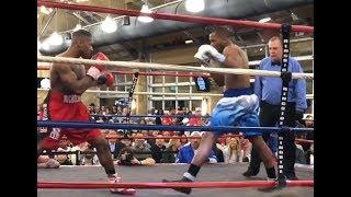 "Deon ""Equalizer"" Nicholson vs Charles Dale TKO Highlights Deon Nich..."