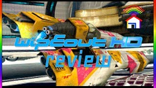 WipEout HD review - ColourShed