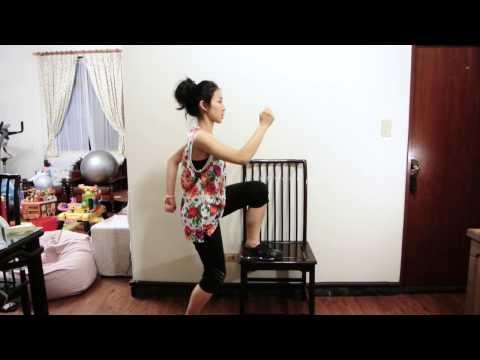 長時間運動不會瘦!讓「椅子」拯救你的夏天! @ 筋肉媽媽JZ Fitness :: 痞客邦