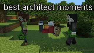 Best architech moments (grian,iskall,mumbo)