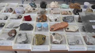 Geology Lab @ Saraswathi College of Arts and Science