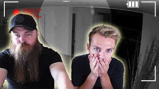 Besøger Michael der bor i et hjemsøgt hus (Beviset på spøgelser..)