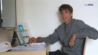 Bleu Horizon : Plongez au coeur du quotidien des jeunes talents français