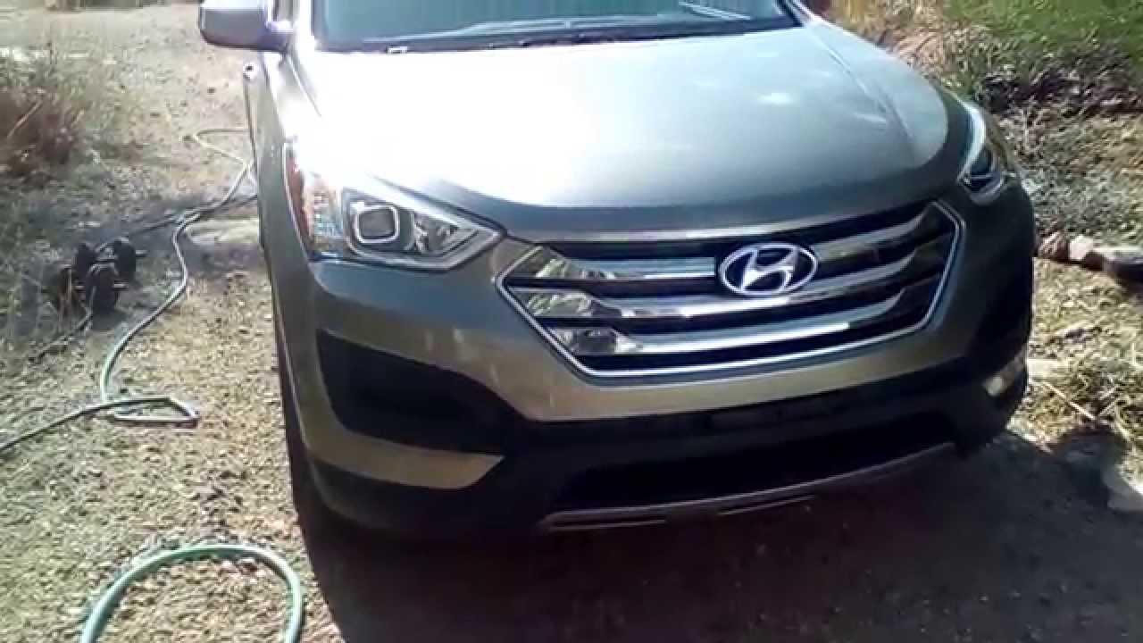 2017 Hyundai Santa Fé Wimpy Panic Alarm