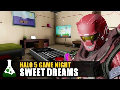 Sweet Dreams - Halo 5 Puzzle Map