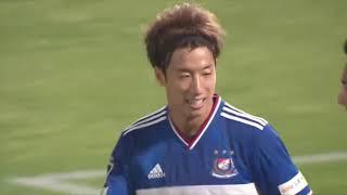 大津 祐樹(横浜FM)のPKは相手GKの好守に阻まれるも、こぼれ球を自ら押...