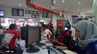 Intip Fasilitas Bengkel Pusat Yamaha   FSS Jakarta   Nyaman tapi...