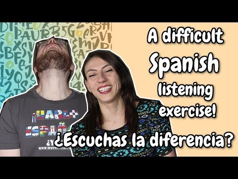 How Good Are your Listening Skills in Spanish? - INSTRUCTION vs PRETERITE