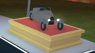 BUYING THE NEW CLASSIC CAR IN JAILBREAK | MUSEUM ROBBERY UPDATE | ROBLOX