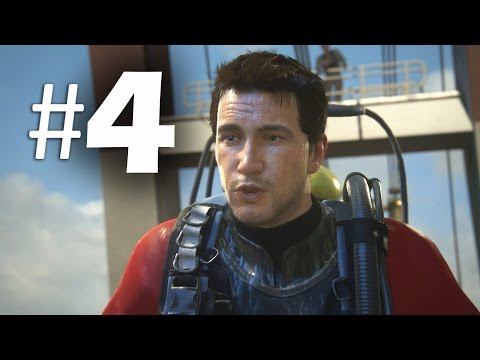 Uncharted 4 A Thief's End Part 4 - Chapter 3 - Gameplay Walkthrough PS4