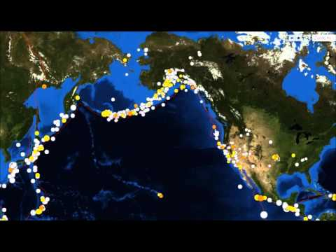 3.4 Earthquake on the Northern Juan De Fuca Plate