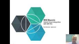 MQ Bluemix Hybrid Cloud Integration Demo