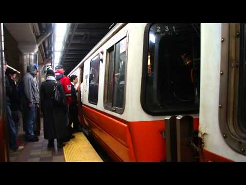 Massachusetts Bay Transportation Authority : Downtown Crossing [ Red & Orange Line ]