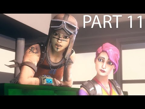 What Really Happens On The Fortnite Battle Bus: Part 11 (SFM Animation)