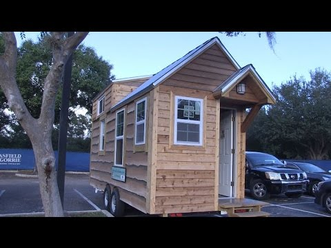 Tiny House Building Process Youtube