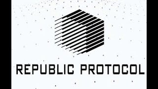 The Most UNDERVALUED Cryptocurrency?! | Republic Protocol Review