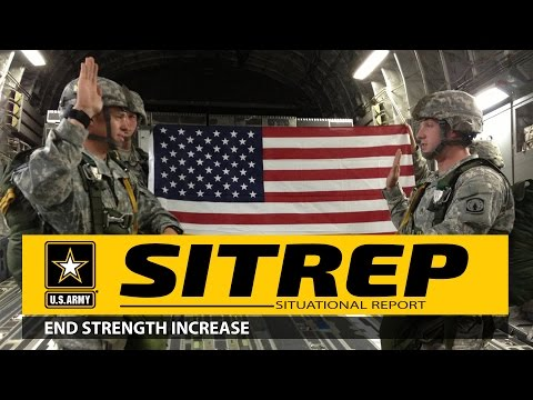 On the fence about reenlisting? Check out this episode of SITREP and learn how the Army is going out of it's way to make staying in worth your while.
