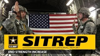 SITREP-The Army is Now Hiring!
