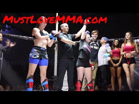 Susan Cingari Post Fight Interview With ROAW Bantamweight Fighter Rebekah Maxwell
