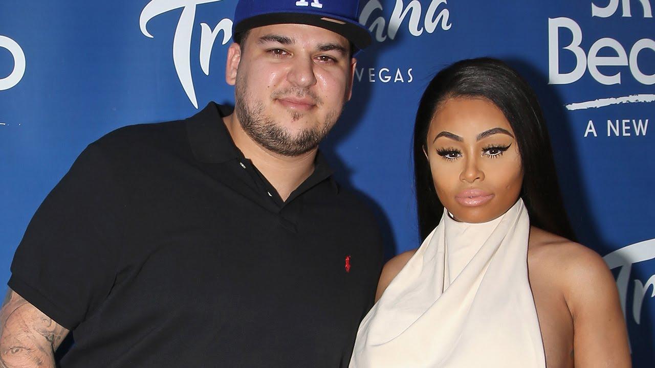 Rob Kardashian's Blac Chyna Abuse Proves Once Again: He's the Worst