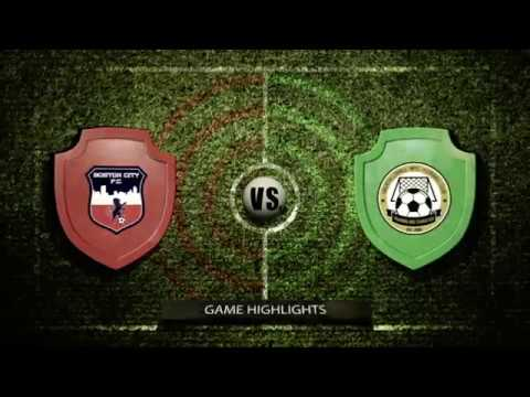 HIGHLIGHTS BCFC 3 x 2 GLFC 08/08/2018
