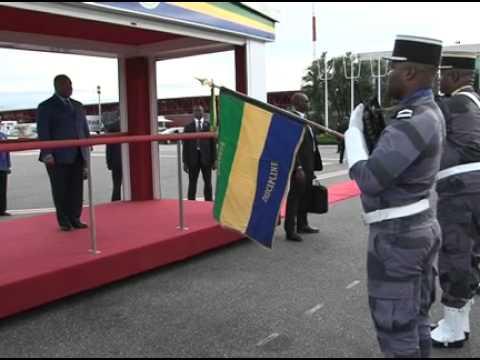 UK-Gabon Investment Forum : Départ du Président pour Londres